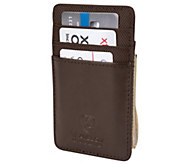 Travelon RFID Blocking Money Clip Wallet - A359230