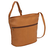 Le Donne Leather Large Bucket Tote - A363030