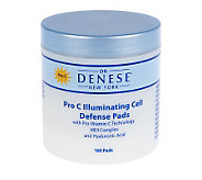 Dr. Denese Super-size Pro C Cell Defense Pads 100 ct  A-D - A214031