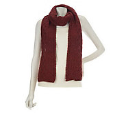 Kilronan Honeycomb Cable Scarf - A228231