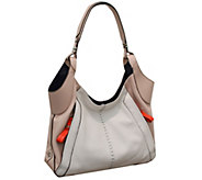 orYANY Bianca Italian Leather Shoulder Bag - A261531