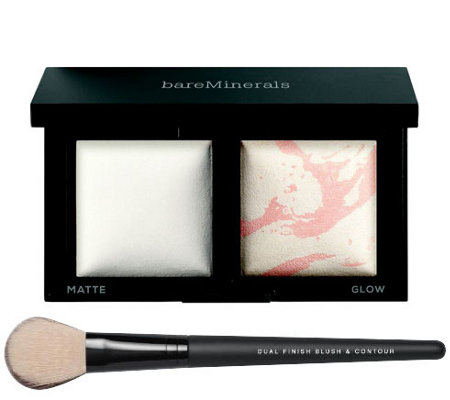 Bareminerals Invisible Light Translucent Powder Duo With