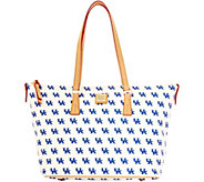 Dooney & Bourke NCAA University of Kentucky Zip Top Shopper - A283231