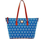 Dooney & Bourke NFL Colts Shopper - A285831