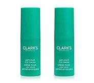 Clarks Botanicals Anti-Aging Eye Cream Duo - A298931