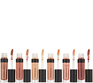 bareMinerals Notable Nudes 6pc Mini Moxie Lipgloss Collection - A303631
