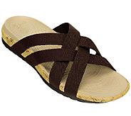 Crocs Edie Stretch Slide Sandals - A333831