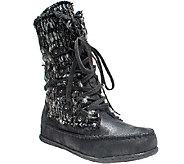 MUK LUKS Lilly Lace-Up Boot - A334731