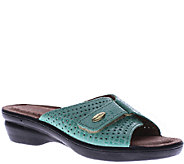 Flexus by Spring Step Slide Wedge Sandals - Carrie - A336431