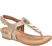 Comfortiva by Softspots Thong Sandals - Summit - A339831