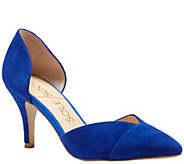 Sole Society Suede Two Piece Pump - Robbie - A340731