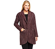 CE by Cristina Ehrlich Boyfriend Tweed Jacket - A236832