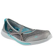 Ryka Emotion Mary Janes with Elastic Strap - A255932