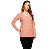 Edge by Jen Rade Waffle Stitch Sweater - A256532