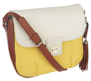 As Is Isaac Mizrahi Live! Bridgehampton Shoulder Bag - A262732