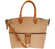 Dooney & Bourke Smooth Leather Satchel - A272232
