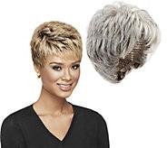 LUXHAIR by Sherri Shepherd Textured Pixie Cut Wig - A288332