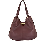 Aimee Kestenberg Pebble Leather Convertible Shopper - Tori - A294932