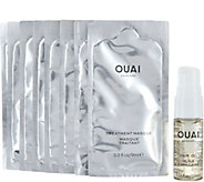 OUAI Treatment Masque and Travel Hair Oil - A298332