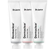 Dr. Jart  Dermaclear Trans-Foam Clay Trio - A359132
