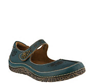 Spring Step LArtiste Leather Mary Janes - Lazarina - A360132