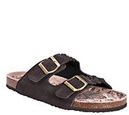 MUK LUKS Slide Sandals - Juliette - A411332