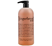 philosophy super-size gingerbread man 3-in-1 gel 32 oz. - A74732