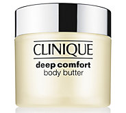 Clinique Deep Comfort Body Butter - A168833