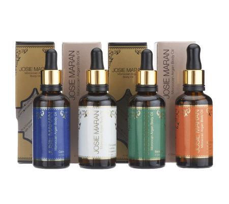 Argan oil scent