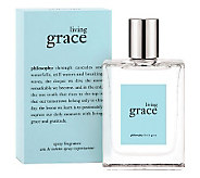 philosophy super-size living grace spray fragrance 4 oz. - A226933