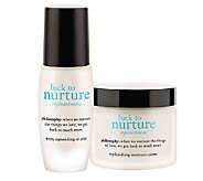 philosophy back to nurture gelee and cream skin care duo - A257733