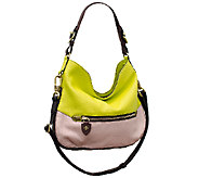 orYANY Ellie Italian Leather Hobo - A261533