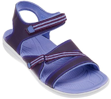 Ryka Adjustable Sandals w/ CSS Technology - Breeze