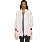 Carole Hochman Marshmallow Lounge Wrap with Pockets - A266733