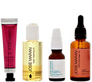Josie Maran Argan Oil 4-pc Cleanse & Protect Collection - A276333