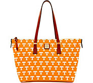 Dooney & Bourke NCAA University of Tennessee Zip Top Shopper - A283233