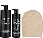 WEN by Chaz Dean Head to Toe Cleansing With Loofah - A296233