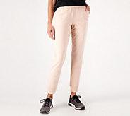 Denim & Co. Active Regular Pull-On Knit Jogger Pants - A300833