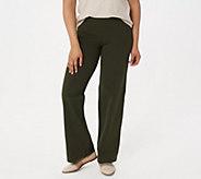 Women with Control Regular Tummy Control Wide Leg Pants - A301333