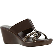 Tuscany by Easy Street Wedge Sandals - Ascea - A339633