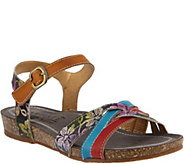 LArtiste by Spring Step Leather Sandals - Emillia - A363633