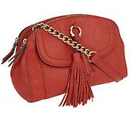 B.Makowsky Sinclaire Pebble Leather Shoulder Bag - A255334