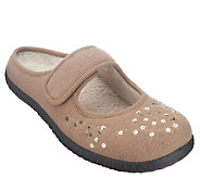 Vionic Orthotic Mary Jane Slippers - Elin - A259634