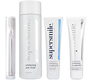 Supersmile Professional Teeth Whitening System with Pre-Rinse - A273434