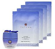 TATCHA Ageless Renewal Cream and Set of 4 Hydration Masks - A275434