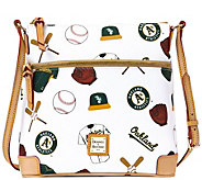 Dooney & Bourke MLB Athletics Crossbody - A280034