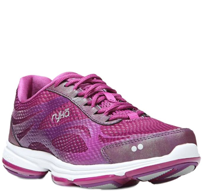 Ryka sandals shoes - Ryka Lace Up Walking Sneakers Devotion Plus 2 A286334