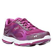 Ryka Lace-Up Walking Sneakers - Devotion Plus 2 - A286334
