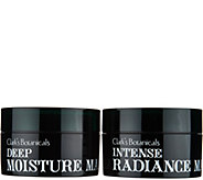 Clarks Botanicals Radiance & Deep Moisture Mask Duo - A298934