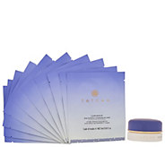 TATCHA Ageless Eye Cream & Set of 10 Eye Masks - A305134
